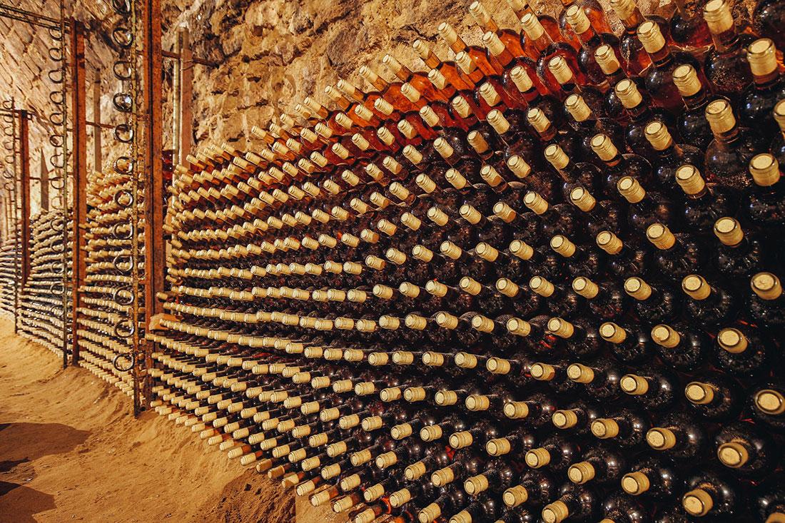 Leuntea-Vin Family Winery, 1817, Wine, Moldova, Gallery, Dmitrii Kyssa, Wine Cellars, Ponset